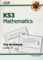 CGP KS3 Maths Workbook- Foundation