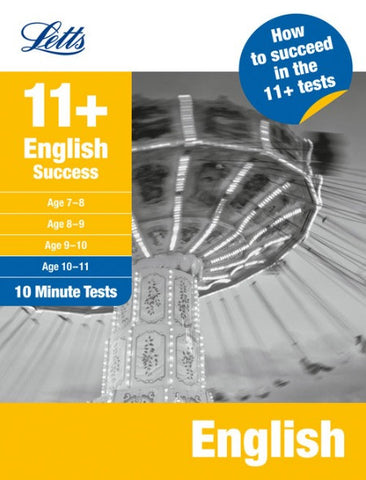 English Age 10-11: 10-Minute Tests