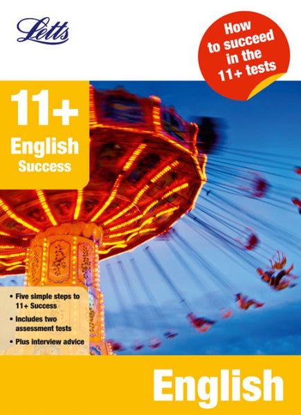 Letts 11+ Success - English: Complete Revision