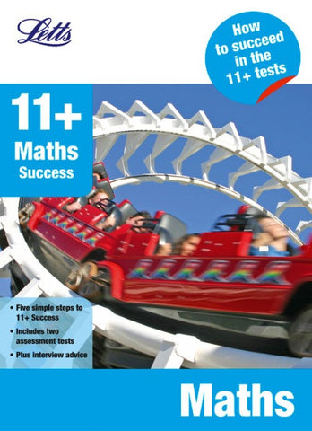 Letts 11+ Success - Maths: Complete Revision