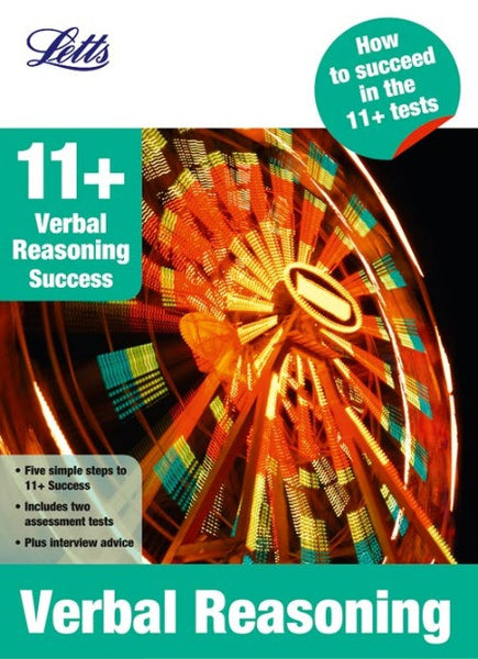 Letts 11+ Success - Verbal Reasoning: Complete Revision