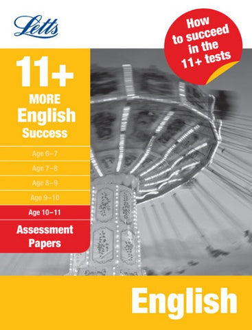 More English Age 10-11 : Assessment Papers