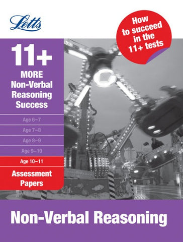 More Non-Verbal Reasoning Assessment Papers 10-11