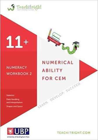 Numerical Ability For CEM 11+