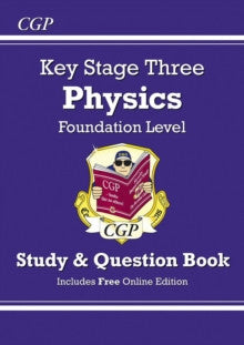 KS3 Physics Study and Question Book