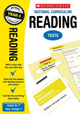 Reading Test: Year 2