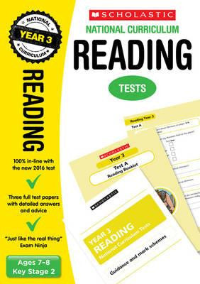 Reading Test: Year 3