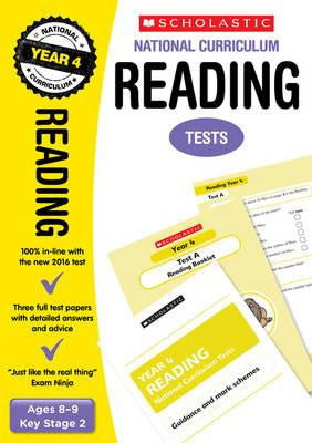 Reading Test: Year 4