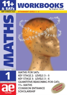 11+ Maths : Maths for SATS, 11+, and Common Entrance Workbook Bk. 1 : No. 7