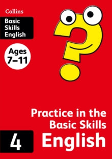 English Book 4 Collins Practice in the Basic Skills