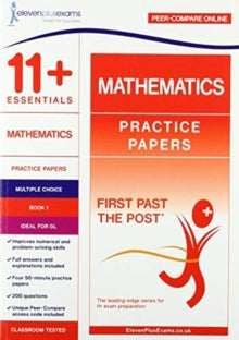 11+ Essentials Mathematics Practice Papers