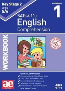 11+ English Comprehension Workbook