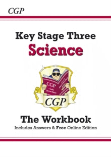 CGP KS3 Science Workbook:
