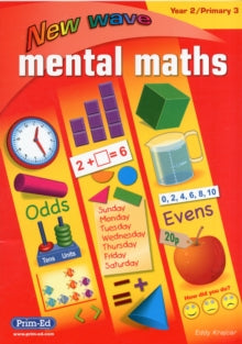 New Wave Mental Maths YEAR 2 PRIMARY 3