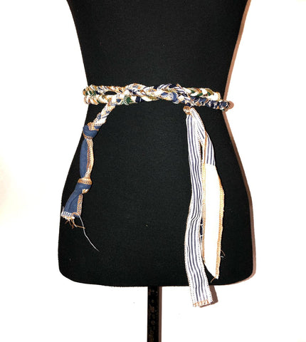 BRAIDED BELT 3