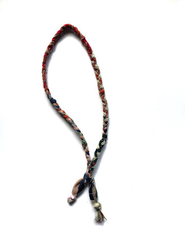 BRAIDED NECKLACE 8