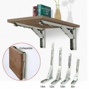 Foldable Wall Shelf Bracket