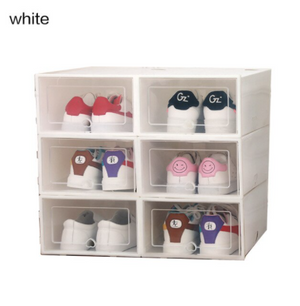 Shoe box organizer 6pcs