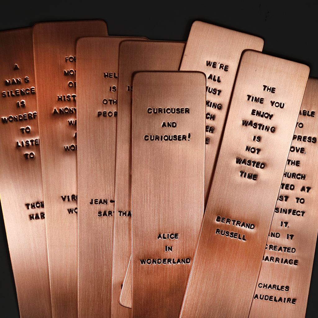 A library of bookmarks!