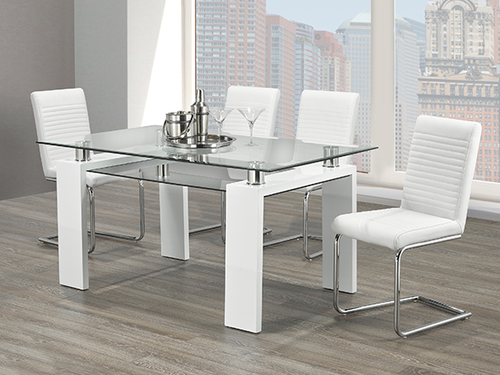 T-1480 C-1040W Dining Table