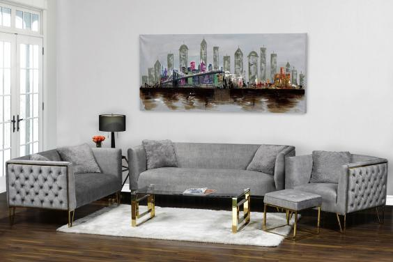 AURA Sofa Set