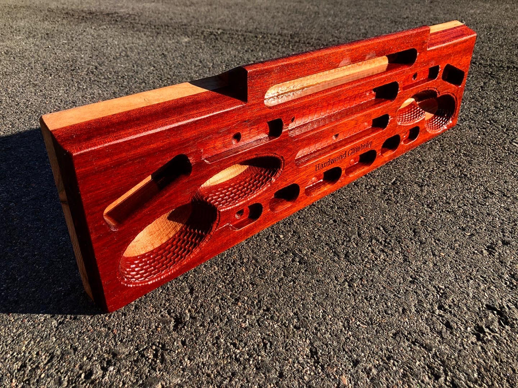 Bloodwood and Maple