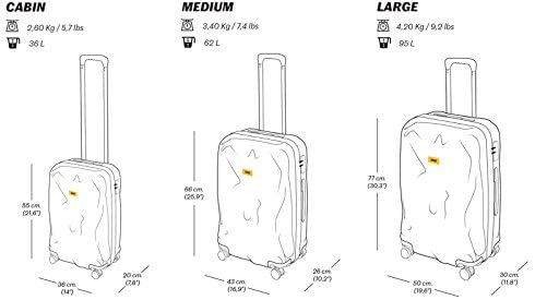 Antler UK Airstream II Collection Suitcases