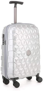 Antler UK Atom Exclusive Collection Suitcase Cabin-Size \ Silver