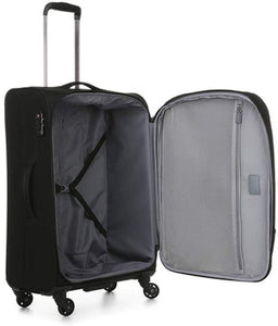 Antler UK Aura DLX Collection Suitcase Large \ Black