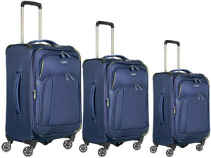 Open image in slideshow, Antler UK Atmosphere Collection Suitcases \ Navy
