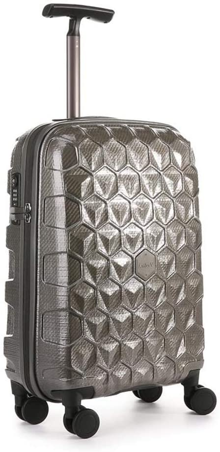 Antler Atom Exclusive Carry On Suitcase Charcoal