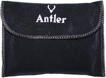 Load image into Gallery viewer, Antler UK Leather Horizontal Wallet with Divider \ Black