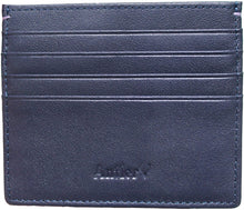 Load image into Gallery viewer, Antler UK Leather Card Holder Wallet 4 Slots