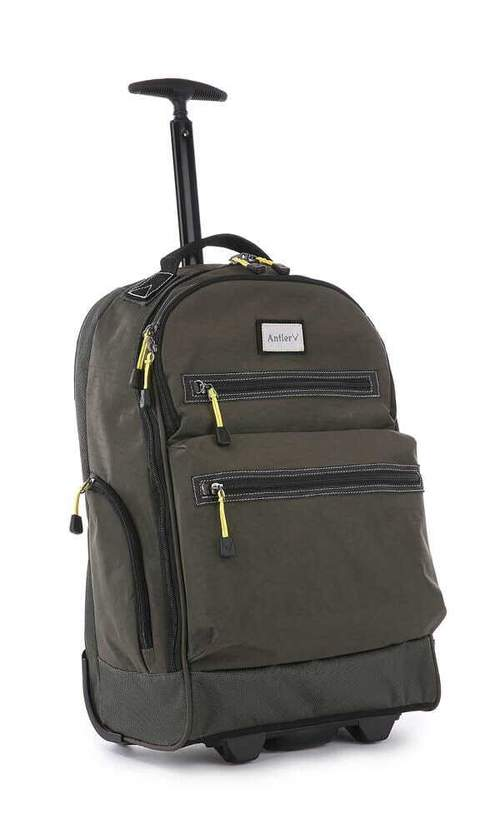 Antler Urbanite Evolve Trolley Backpack | Khaki