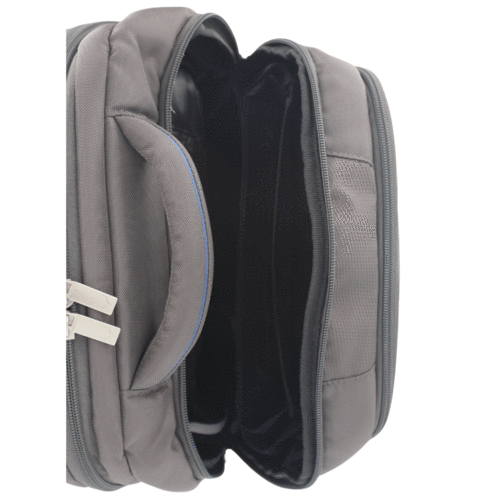 Antler Wellington Business Backpack Grey