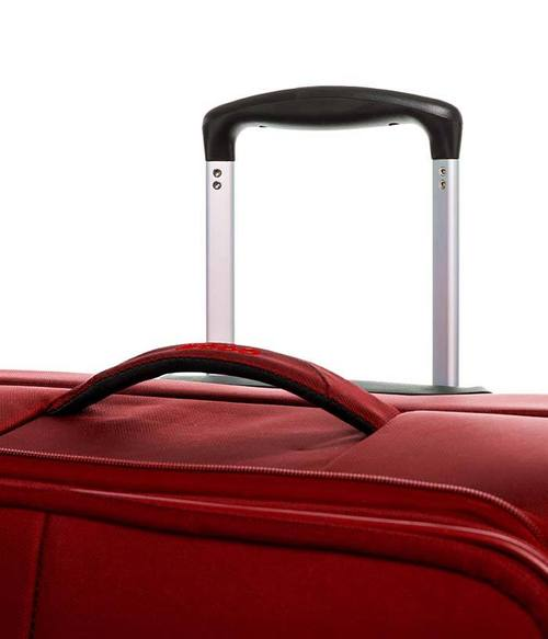 Modo Jet Upright Trolley Set of 3 | Red