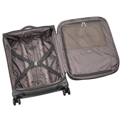 Roncato Sidetrack Cabin Trolley Expandable 55 CM, Anthracite