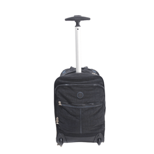 "Open image in slideshow, Roncato Rolling Wheeled Trolley Backpack with 15.6"" Laptop Holder"
