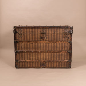 Louis Vuitton Striped Trunk