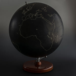 "Philips' 19 Inch ""Slate"" Surface Globe"