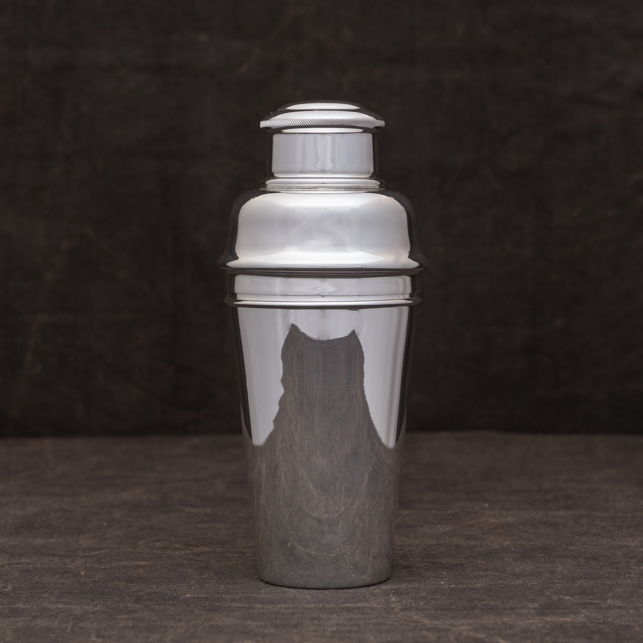 Large Silver Plated Cocktail Shaker