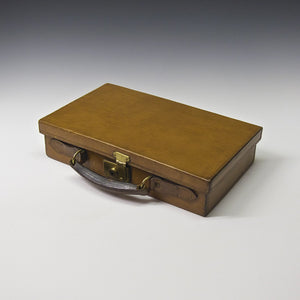 Small Single lock Attache Case