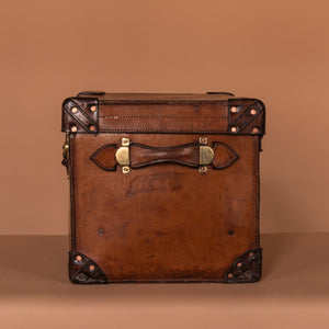 Leather Boot Trunk
