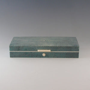 Shagreen Playing Card Box