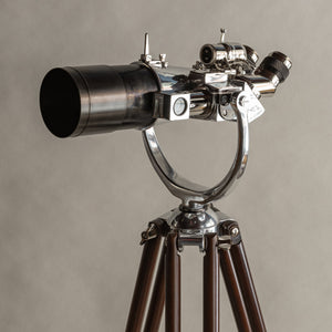 WWII 10 x 70 Monocular Spotting Scope