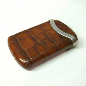 Crocodile Cigar Case