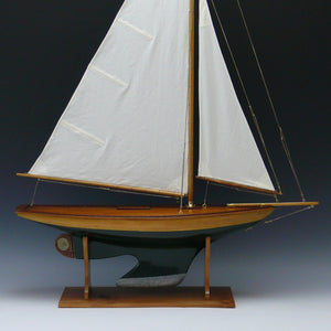 Gamages Pond Yacht