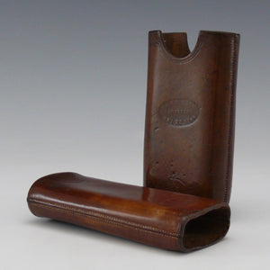 Leather Cigar Case by Butler