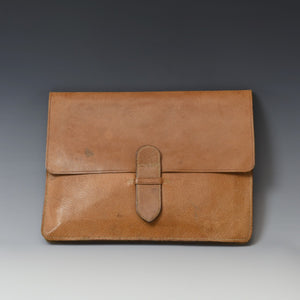 Small Leather Folio Case
