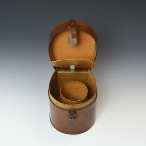Tall Horseshoe Collar and Stud Box